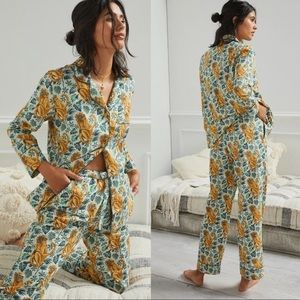 Lion Tamarin Printfresh NWT pajamas size XS